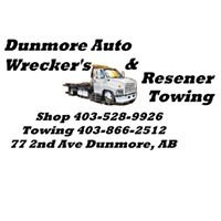 Dunmore Auto Wreckers and Resener Towing