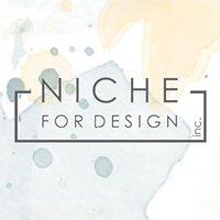 Niche for design