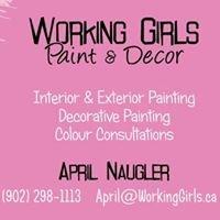 Working Girls Paint & Decor