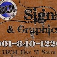 BCN Signs & Graphics