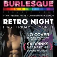 Burlesque Nightclub