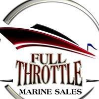 Full Throttle Marine Sales