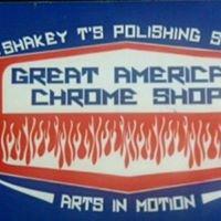 Shakey T'S custom installations and custom polish shop