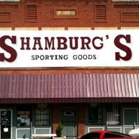 Shamburg's Sporting Goods-Closed