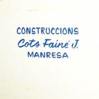 Construccions Cots Fainé SL