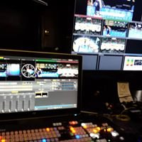 Texas Legends Broadcast Control Booth
