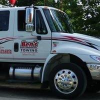 Ben's Towing & Auto Wrecking Ltd