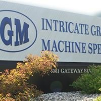 Intricate Grinding & Machine Specialties, Inc.