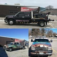 JJ TOWING AND RECOVERY