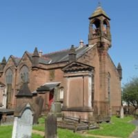 Troqueer Parish Church, Dumfries