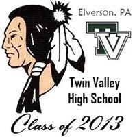 Twin Valley High School Class of 2013