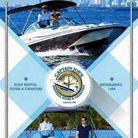 Captain Joe's Boat Rental & Charter