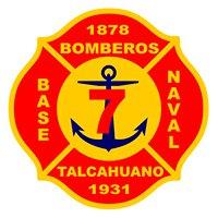Bomberos Base Naval Talcahuano