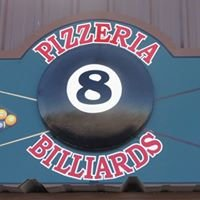 8 Ball Pizzeria and Billiards