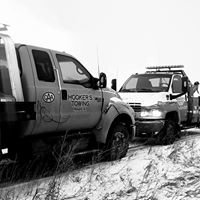 Hooker's Towing
