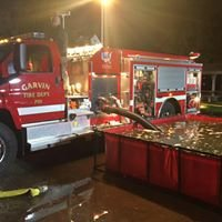Garvin Fire Department and First Responders