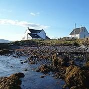 Seaside and Seaside Beag, holiday cottages, Skye