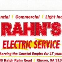 Rahn's Electric Service