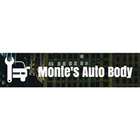 Monte's Auto Body