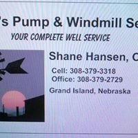 Shane's Pump & Windmill Service