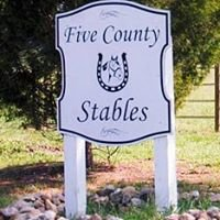 Five County Stables