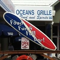 Oceans Grille