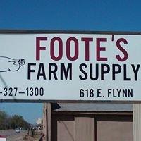 Foote's Farm Supply