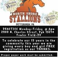 North Shore Stallions Football & Cheerleading