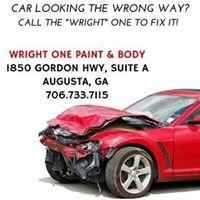 Wright One Paint and Body Shop