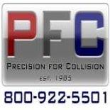 Precision for Collision