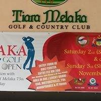 Tiara Melaka, Golf & Country Club, Air Keroh.