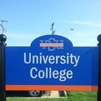University College of Virginia State University