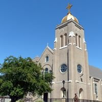 St Patrick Catholic Church in Chanute
