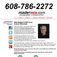 Mader Web Design, LLC