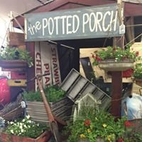 The Potted Porch