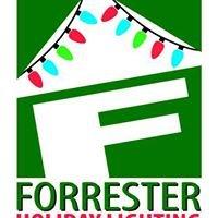 Forrester Holiday Lighting