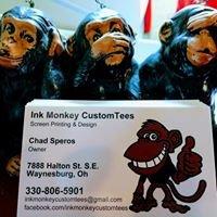 Ink Monkey Custom Tee's