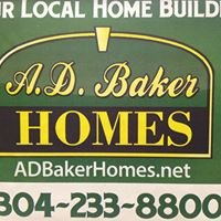 AD Baker Homes, Inc.