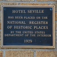 1929 Hotel Seville