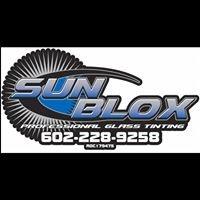Sun Blox Professional Window Tinting, Inc.