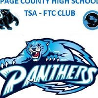 TSA FTC Panthers Page Team 6138 & 7793