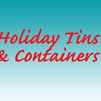 Holiday Tins & Containers