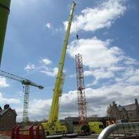 Lewis Tower Cranes