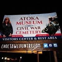 Atoka Museum & Civil War Cemetery