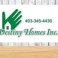 Destiny Homes Inc.