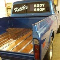 Keith's Body Shop