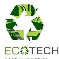 EcoTech E-Waste Recycling