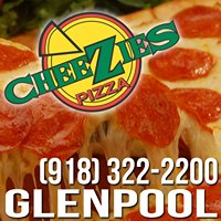 CheeZies Pizza -  Glenpool, OK
