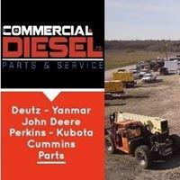 Commercial Diesel Parts & Service