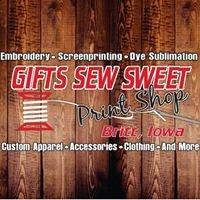 Gifts Sew Sweet Print Shop